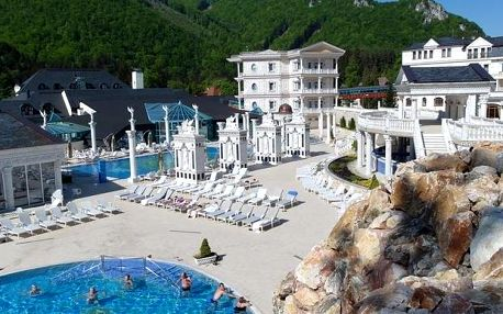 Rajecké Teplice, hotel Malá Fatra*** se vstupem do termálních bazénů, Rajecké Teplice, Slovensko