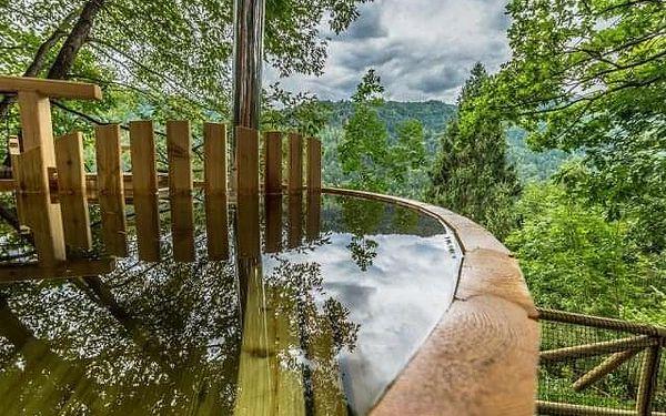 Glamping Ribno Bled, Slovinsko, Hory a jezera Slovinska, Bled, vlastní doprava, snídaně v ceně4