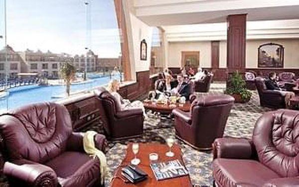 Hotel Titanic Beach Spa & Aquapark, Hurghada, letecky, all inclusive2