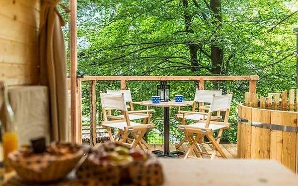 Glamping Ribno Bled, Slovinsko, Hory a jezera Slovinska, Bled, vlastní doprava, snídaně v ceně5