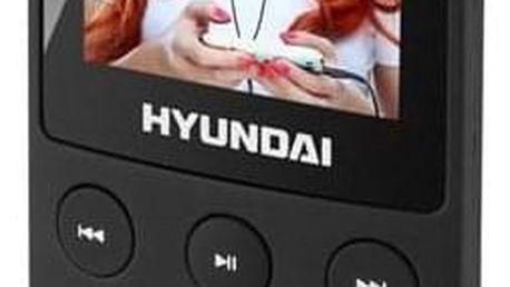 Hyundai MPC 501 GB8 FM B černý