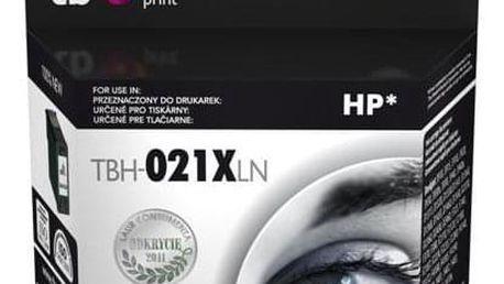 TB HP C9351AE (No.21) Bk - kompatibilní černá (TBH-021XLN)