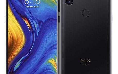 Mobilní telefon Xiaomi Mi Mix 3 Dual SIM černý (21312)