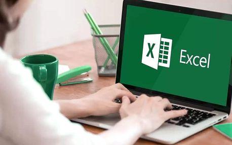 Roční online kurz MS Excel s certifikátem
