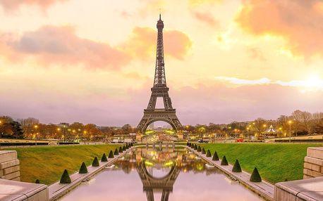 1–3 noci se snídaní v hotelu Apogia v Paříži