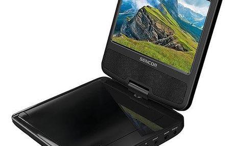 DVD přehrávač Sencor SPV 2722 černý (35047688)