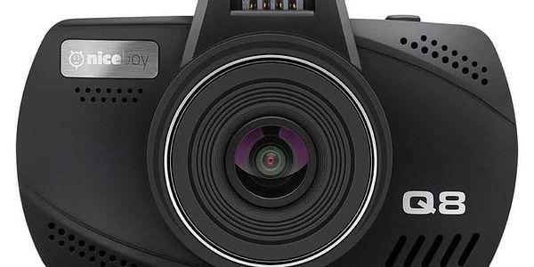 Autokamera Niceboy PILOT Q8 černá3