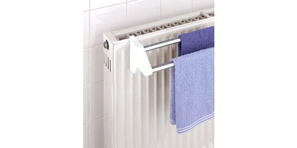 Sušák na prádloTWIN, závěsný na radiátor, WENKO3