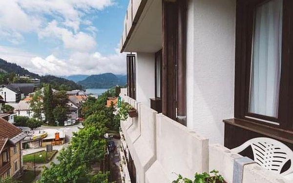 Hotel Krim, Slovinsko, Hory a jezera Slovinska, Bled, vlastní doprava, bez stravy2