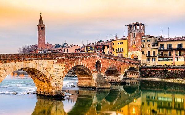 Zájezd za krásami Benátek a Shakespearovské Verony