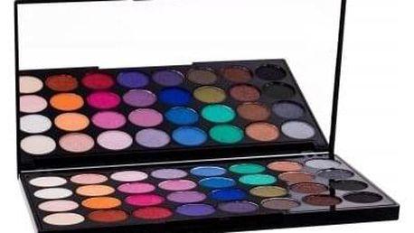 Makeup Revolution London Ultra Eyeshadows Palette Mermaids Forever 30 g paletka 32 očních stínů pro ženy