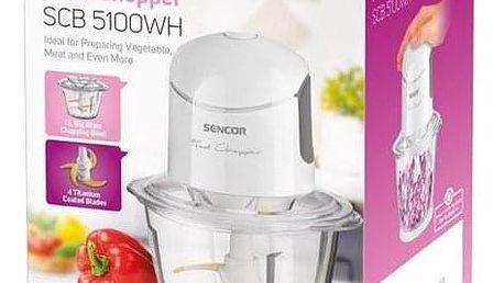 Sencor SCB 5100WH bílý (SCB5100WH)