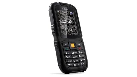 myPhone HAMMER 2 Dual SIM černý (TELMYHHA2BK)