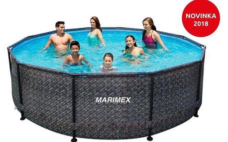 Marimex Florida RATAN Bazén 3,66 x 0,99 m bez příslušenství
