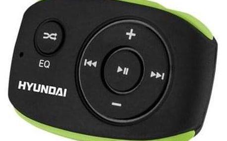 Hyundai MP 312 GB4 BG černý/zelený