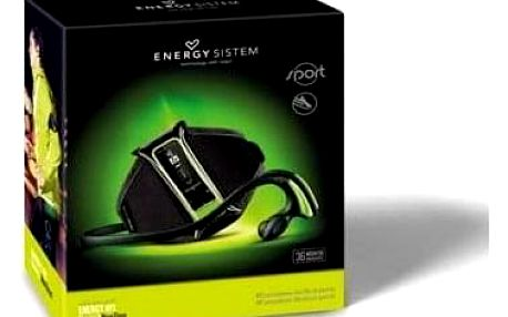 MP3 přehrávač ENERGY SISTEM Running Neon Green 8GB