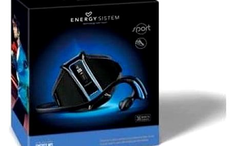 MP3 přehrávač ENERGY SISTEM Running Neon Blue 8GB