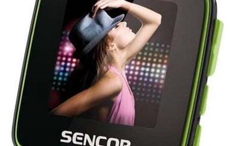 MP3/MP4 Přehrávač SENCOR SFP 5960 4GB