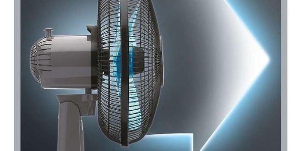 Ventilátor Rowenta Essential VU2110F1 černý/modrý2