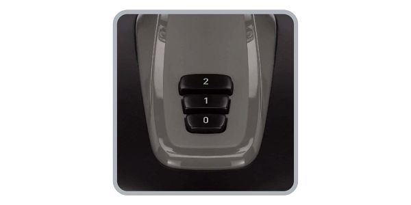 Ventilátor Rowenta Essential VU2110F1 černý/modrý4