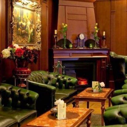 Piešťany: relaxační pobyt v Hotelu Sergijo **** s polopenzí a procedurami