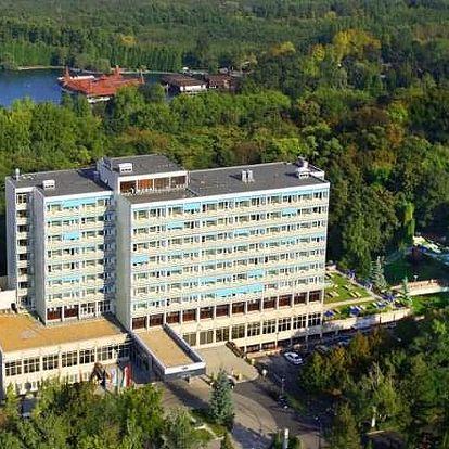 Danubius Health Spa Hotel Hevíz, Maďarsko, Termální lázně Maďarsko, Hevíz