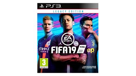 EA PlayStation 3 FIFA 19 (Legacy Edition) (EAP318122)