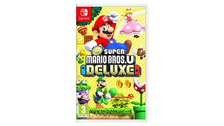 Nintendo SWITCH New Super Mario Bros U Deluxe (NSS468)
