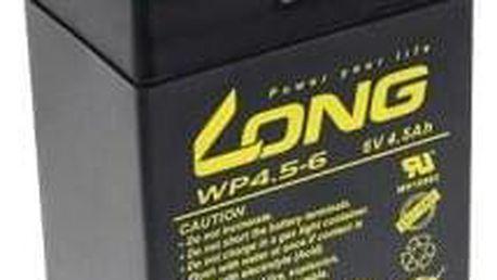 Avacom Long 6V 4,5Ah F1 (PBLO-6V004,5-F1A)