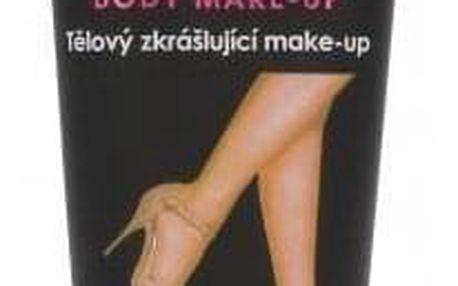 Dermacol Perfect Body Make-Up 100 ml voděodolný tělový make-up pro ženy Pale