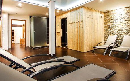 4* pobyt v rezidenci Golf: wellness i polopenze