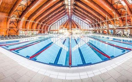 Maďarsko: Hotel Nefelejcs *** se vstupem do lázní a wellness + polopenze