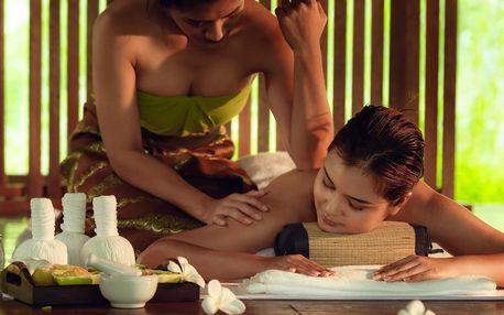 60 minut masáže dle výběru + rybičky Garra Rufa