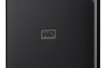 Western Digital Elements Portable SE 1TB černý (WDBEPK0010BBK-WESN)
