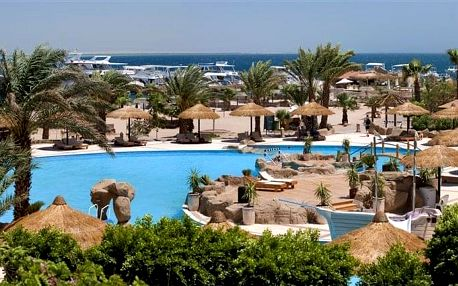 Egypt - Safaga letecky na 5-19 dnů, all inclusive