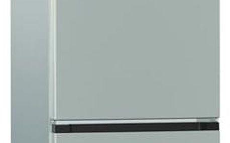 Chladnička s mrazničkou Gorenje RK6192LX4 nerez