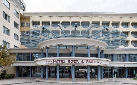 Hotel Eger, Maďarsko, Termální lázně Maďarsko, Eger