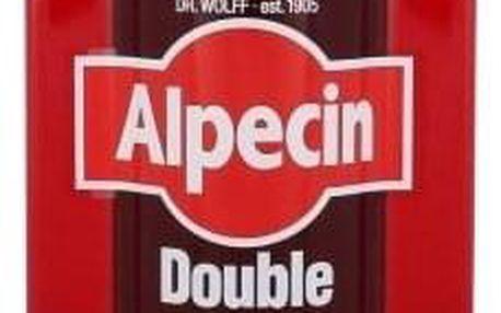 Alpecin Double Effect Caffeine 200 ml šampon proti lupům a padání vlasů pro muže