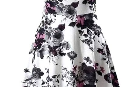 Dámské áčkové šaty Aira