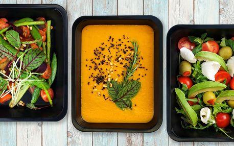 Léto ve znamení lehkosti: jídla a freshe na 5 dní