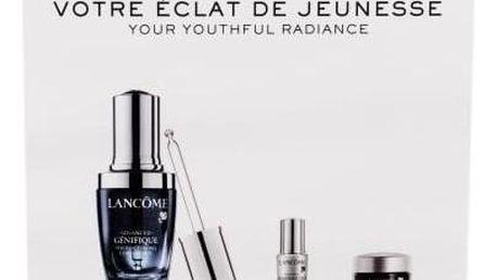 Lancôme Advanced Génifique dárková kazeta proti vráskám pro ženy pleťové sérum Advanced Genifique Youth Activating Concentrate 30 ml + péče o oční okolí 5 ml + denní pleťová péče 15 ml