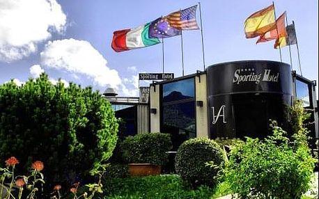 Pobyt v italském středověkém městě Gubbio pro dva s polopenzí v 4* Sporting Hotel Gubbio