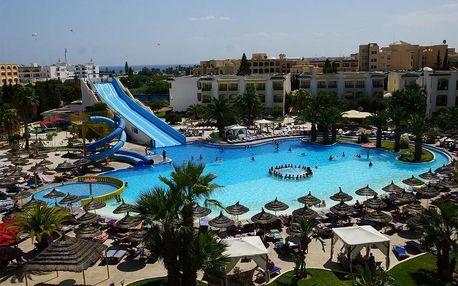Tunisko - Sousse na 8 dní, all inclusive s dopravou letecky z Prahy nebo Brna