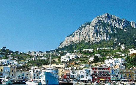 Itálie, Řím, autobusem na 6 dní