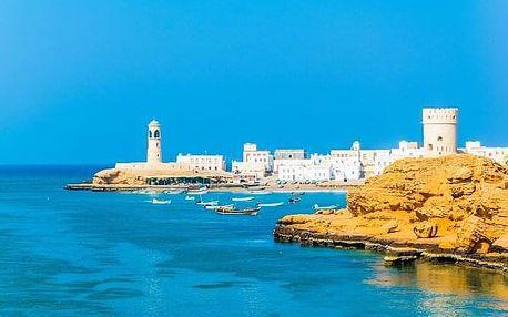 Severní Omán - Země kontrastů a šťastných lidí