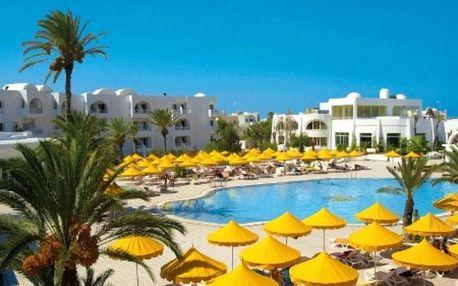 Tunisko, Djerba, letecky na 8 dní polopenze