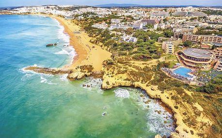 Portugalsko - Algarve letecky na 8 dnů, all inclusive