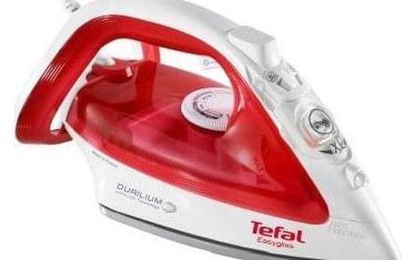 Tefal Easygliss FV3962E0 červená