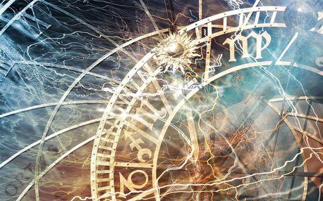 Magický orloj: úniková hra pro 2–4 dobrodruhy