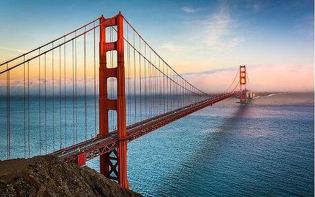 """Velký okruh """"divokým západem"""" a San Francisco"""
